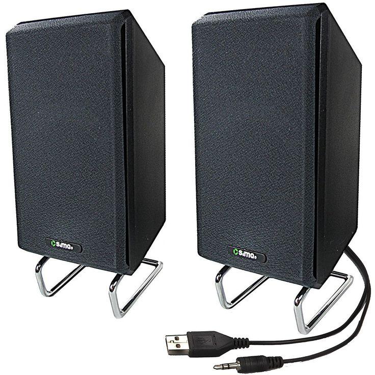 Sima XL-PRO-SPK 10 W Computer/Projector Speakers Black OPENBOX