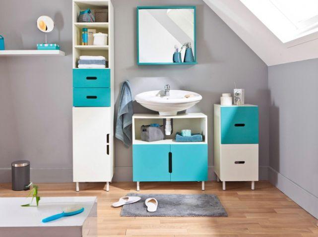 1000 ides sur le thme salle de bains pastel sur pinterest salles de bains blanches noires salle de bains et salles de bains bleu vert - Vitrine Magique Accessoire Salle Deau