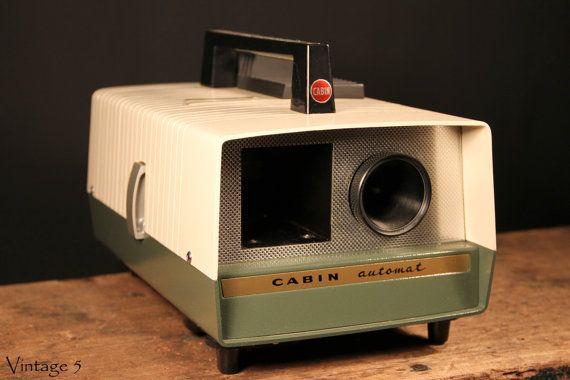 Vintage colector pho slide