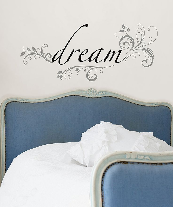 U0027Dreamu0027 Wall Decal Set
