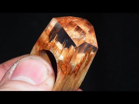 How to make Secret Wood Ring - YouTube
