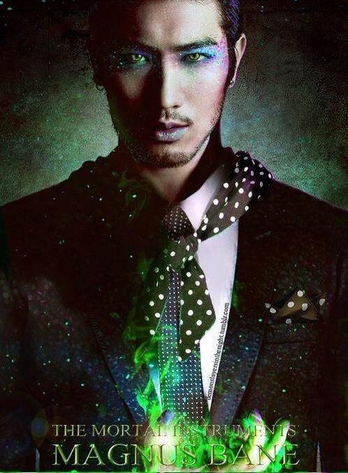 Image result for magnus bane fan art