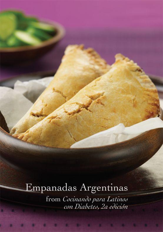In Cocinando para Latinos con Diabetes, each recipe is