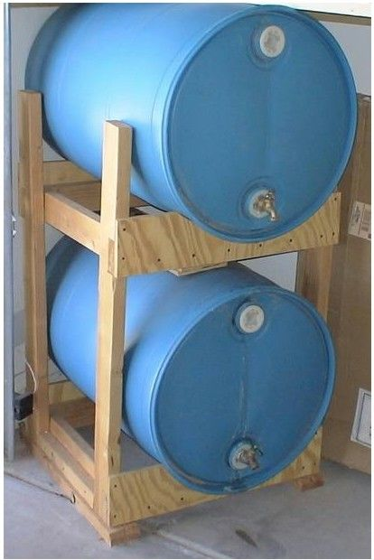 Water storage, the basics to storing water. Learn more about storing water and why you should start!