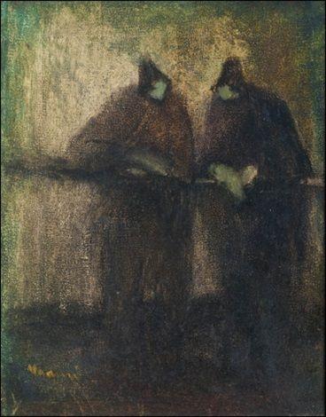 Kaiteen luona by Elvi Maarni