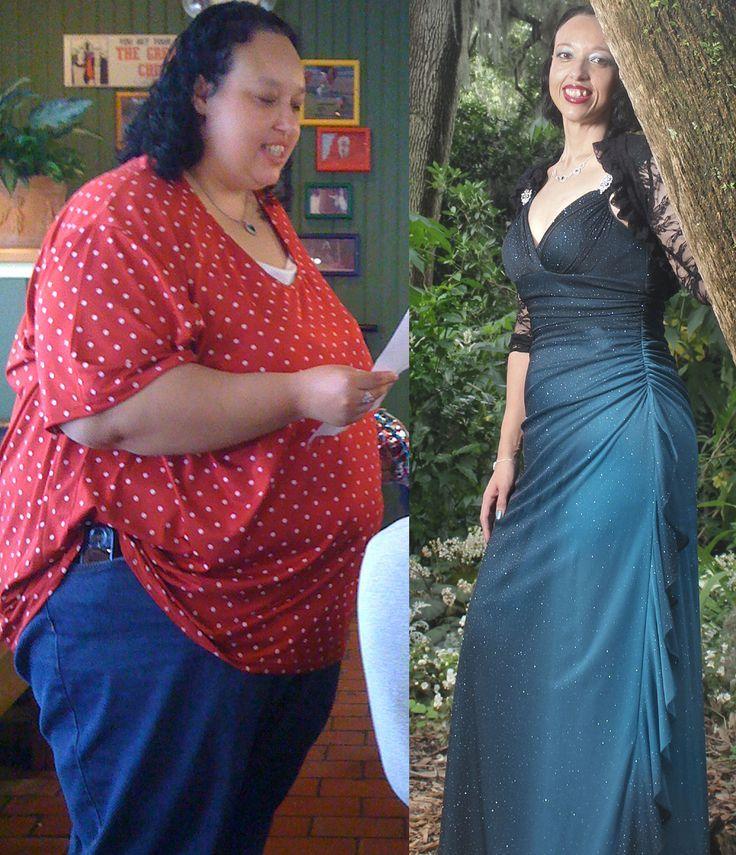 Примеры успешного похудения