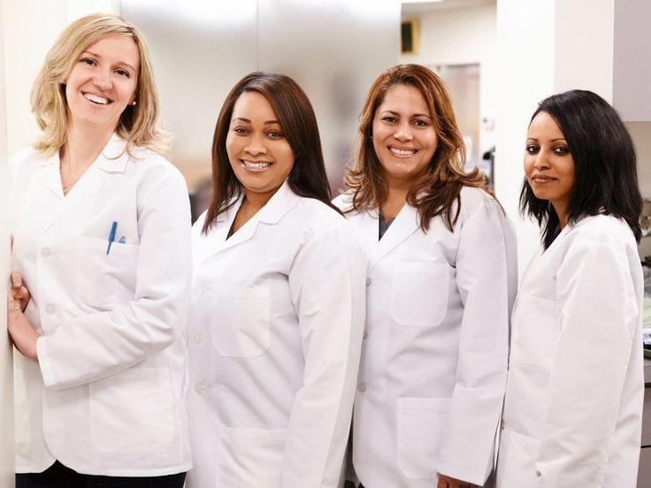 Yera, Iris, Adriana, Ajla Dental Assistants Dental