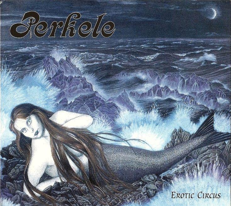 Erotic Circus. Perkele. Hammerheart Records, 1996, CD.