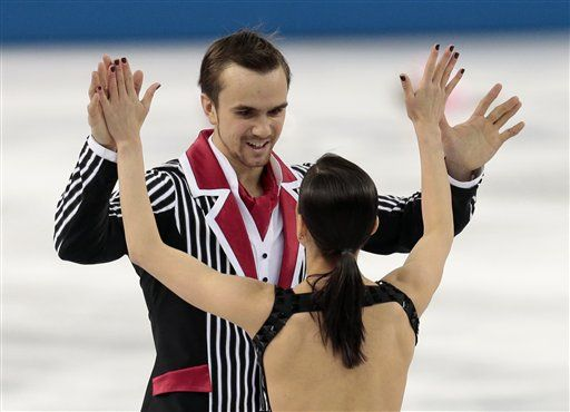 Fedor Klimov: b. 1990; Klimov is a figure skater from the Russian Federation.  He with his teammates won a gold medal in Sochi for Team Ice Dance.
