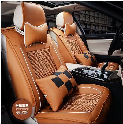 2015 недавно! Специальный чехлы для Hyundai ix35 2015 - 2010 удобные прочные кожаные чехлы для сидений ix35 2013, Бесплатная доставка