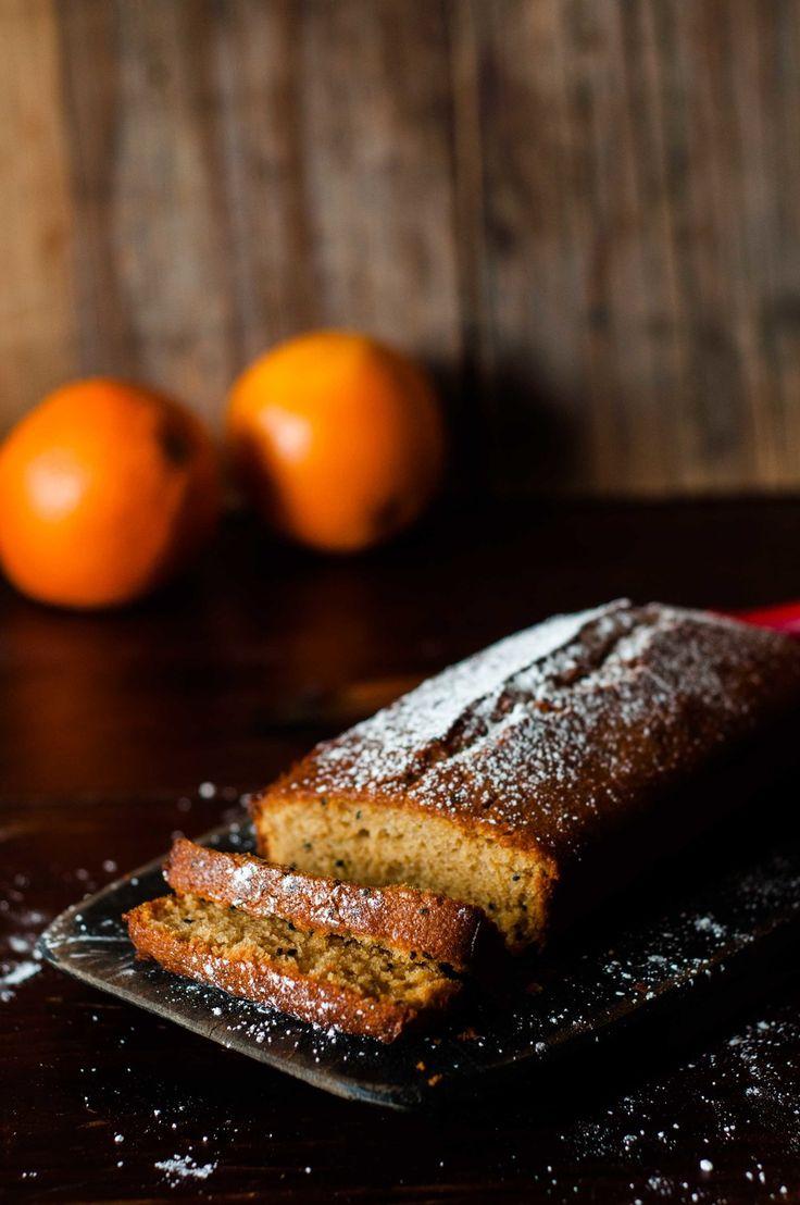 Orange Nigella cake.