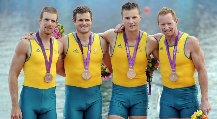 The Australian men's rowing team   - Cosmopolitan.com