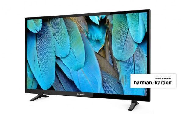 SHARP LC-32CHE4042E 80cm-es HD Ready LED TV [Pepita Hirdető]