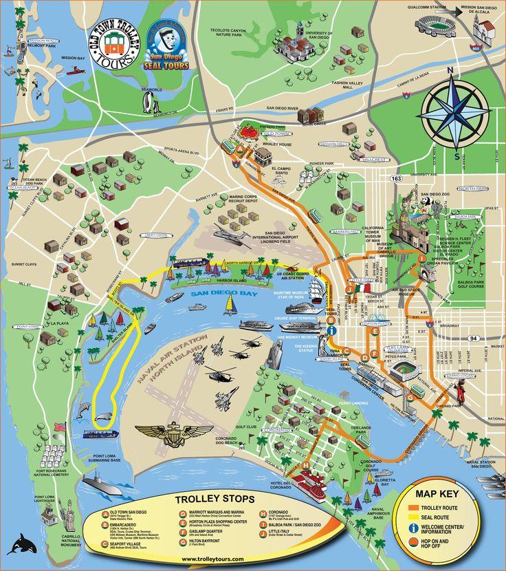 san-diego-tourist-attractions-map.jpg 2 558 × 2 888 pixels
