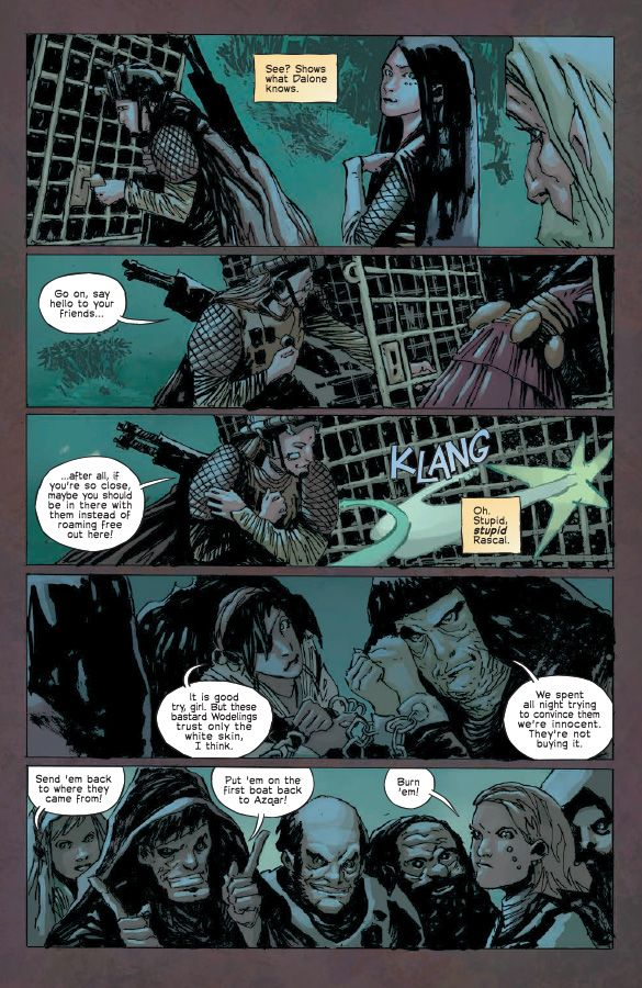 """Preview: Umbral #11, Story: Antony Johnston Art: Christopher Mitten Cover: Christopher Mitten Imprint: Image Comics Price: $3.50 Street Date: November 26, 2014  """"..., http://all-comic.com/2014/preview-umbral-11/"""