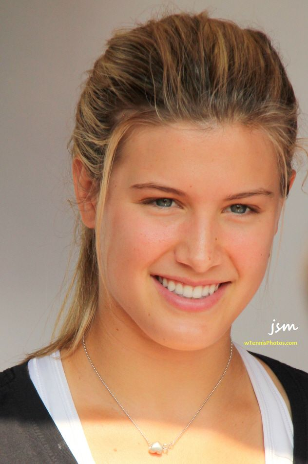 Eugenie Bouchard - Rogers Cup 2013
