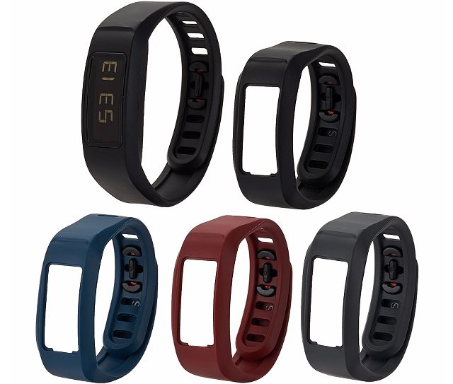 Garmin Fitness Tracker Qvc