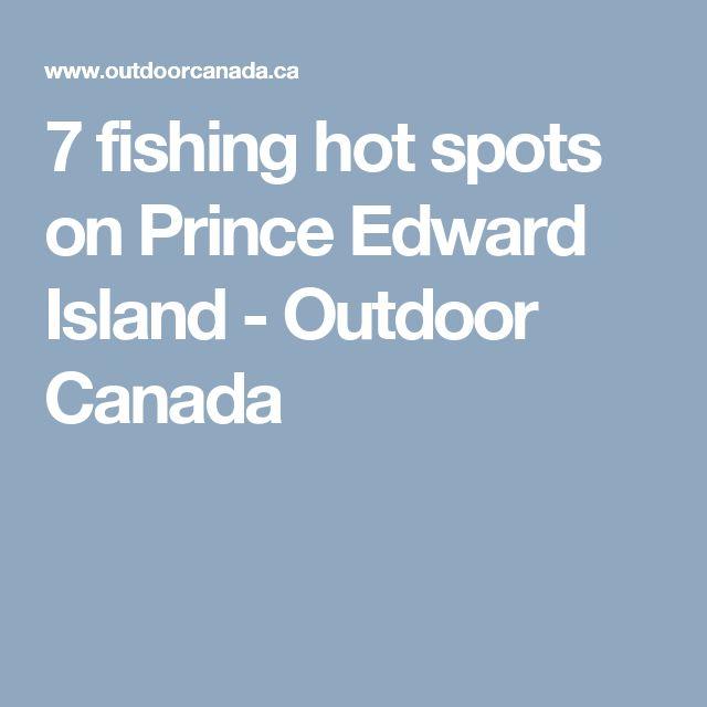 7 fishing hot spots on Prince Edward Island - Outdoor Canada