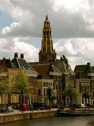 Groningen, Netherlands. Next country on my list.