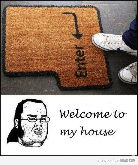 Tech humor. Pretty funny.