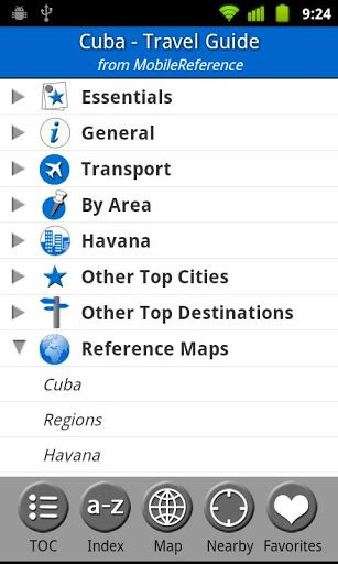 Travel Cuba: Illustrated Guide, Phrasebook & Maps. Includes Havana, Trinidad, Baracoa, Cienfuegos, Pinar del Rio, Santiago de Cuba, Varadero, Vinales & more. (Mobi Travel)<p>MobileReference guides help you get the most out of your vacation. The guides are