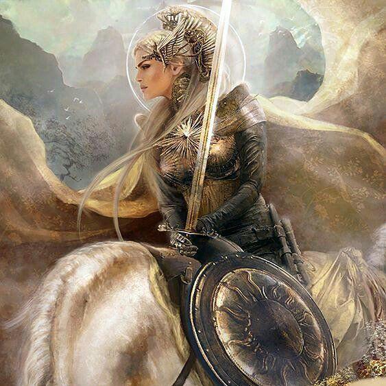#valkyrie #nordic #nord #nordicmythology #mythology # ...
