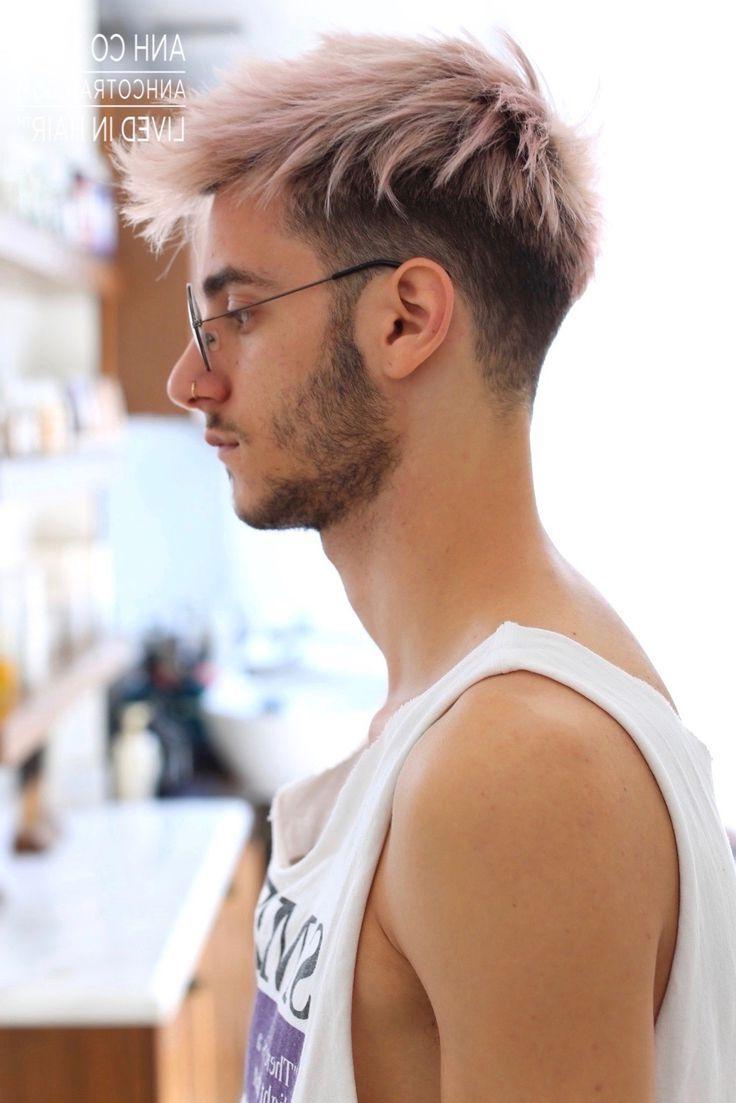 Image Result For Hair Color Dark Skin Men Dyed Hair Men Men Blonde Hair Bleached Hair Men