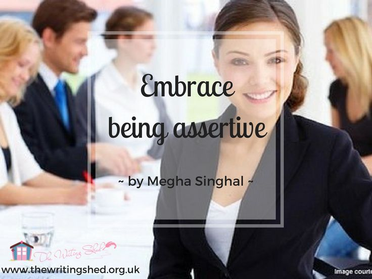Had we chosen to use a dose of assertiveness at a given moment, all could have been different. Now, you may ask, how on earth could that have been possible? #assertiveness #selfesteem #confidence
