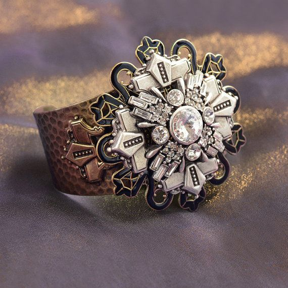 Hey, I found this really awesome Etsy listing at https://www.etsy.com/listing/234766951/art-deco-bracelet-cuff-bracelet