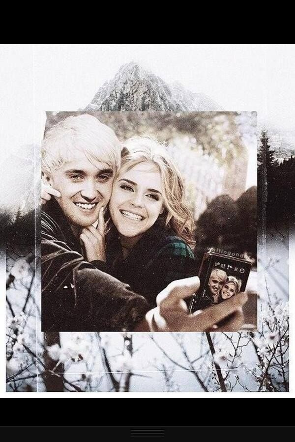 65 best images about draco and hermione on pinterest - Harry potter hermione granger fanfiction ...