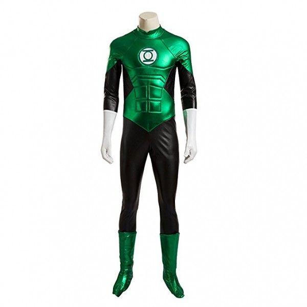 Green Lantern Hal Jordan Cosplay Outfit Costume