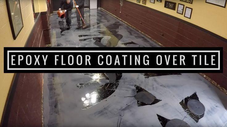 Metallic Epoxy Floor Coating Tutorial Uber Vct Fliesen Youtube Unfinished B Nailgame Fashiongirls Fash Epoxy Floor Coating Metallic Epoxy Floor Epoxy Floor