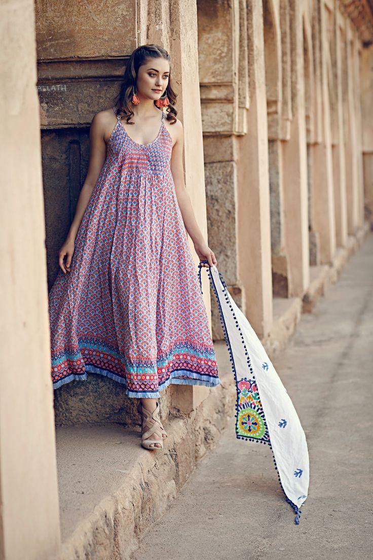 Incredible India, inspiring Naudic's Spring 17 range