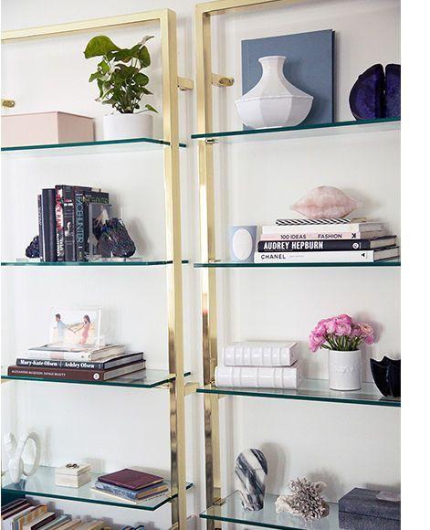 Kitchen Shelves Either Side Of Window: Best 25+ Glass Shelves Ideas On Pinterest