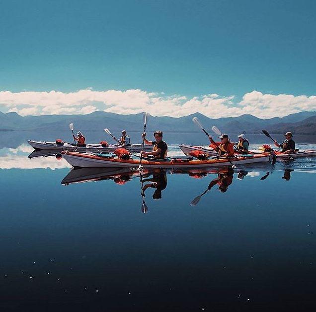 one-day kayaking adventures!