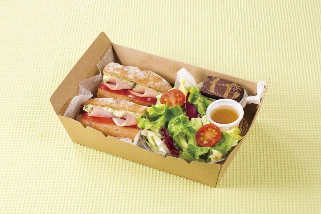 セガフレード六本木ティーキューブ店が明日オープン先着50名にサンドイッチをプレゼント