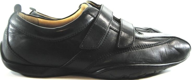 Timberland Men Driving Shoes Size 12 M Black Leather Style 5866.  TTT 3 #Timberland #DrivingMoccasins
