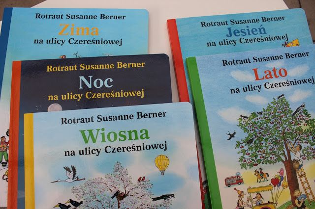 Panna Swawolna: Książki bez tekstu – do opowiadania i do szukania. Najlepsze z najlepszych