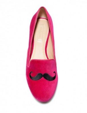I shall not buy these ridiculous slippers <3  (zara)