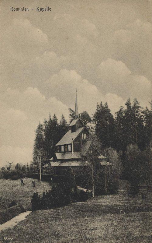 Rominten, Ostpreußen: Kapelle