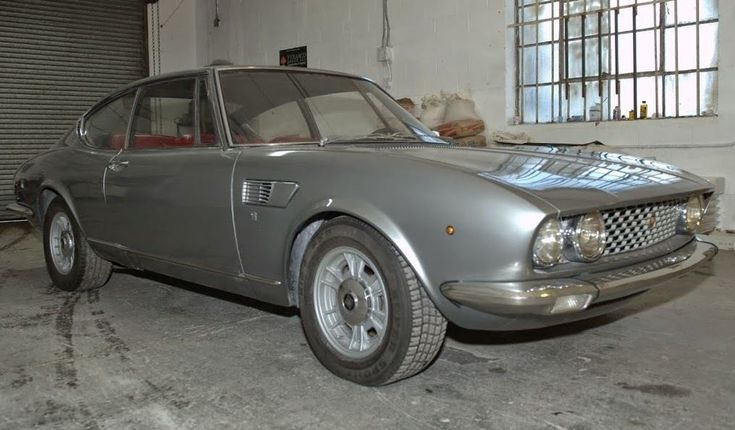 This 1967 Fiat Dino coupe (chassis 135A60000773) looks like a decent driver and is said to be rust-free as well. We gather it's undergone a semi-recent restoration that included new paint and interior,andits original Ferrari-designed V6 was replaced by a Fiat twin cam four 5,000 miles ago. Pr