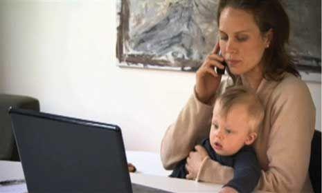 10 Ways Moms Can Balance Work and Family: The Trick to Balancing Kids and a Career (via Parents.com)