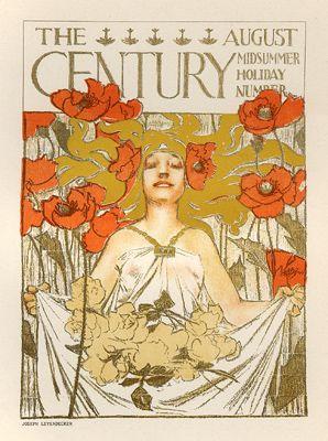 Leyendecker, Joseph C. - PM.37- The Century, August