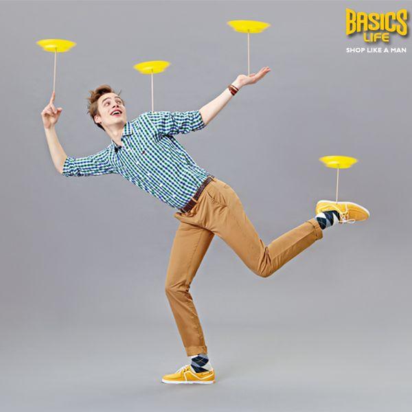 Basics Life S/S '13 Lookbook For Men www.basicslife.com