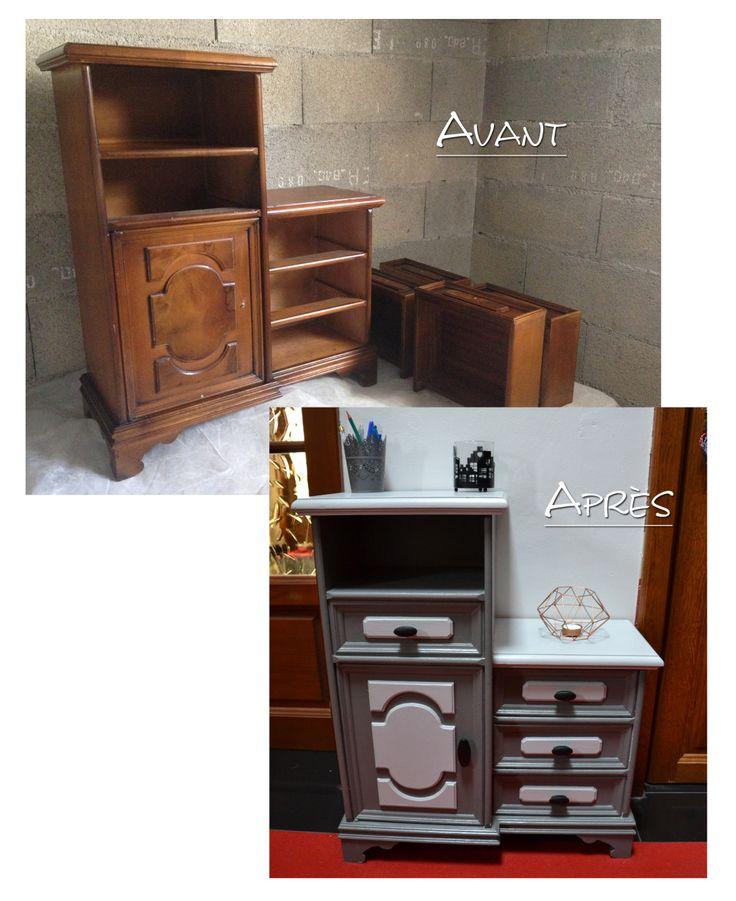 Relooking petit meuble d entr e indispensable for Petit meuble d entree