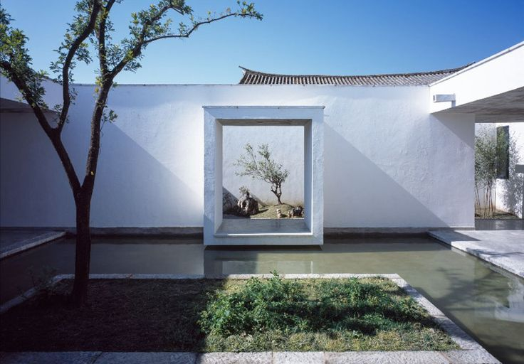 Find Daily Zen In This Incredible Chinese Courtyard House - #China, #CourtyardHouse, #ZhaoyangArchitects