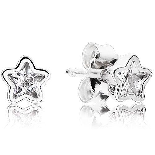 Cheap Pandora Starshine Earrings