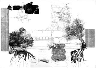 Bartlett Year 1 Architecture Diary: BARTLETT Section Project Drawings