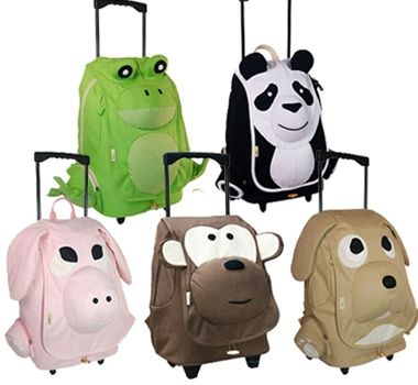 Are your kids animal lovers? Part toy, part bag, the earth-friendly EcoZoo backpacks are now on wheels!  Shop our animal-themed #BacktoSchool bags, lunch boxes & notebooks: http://theultimategreenstore.com/s-59-eco-school-supplies.aspx