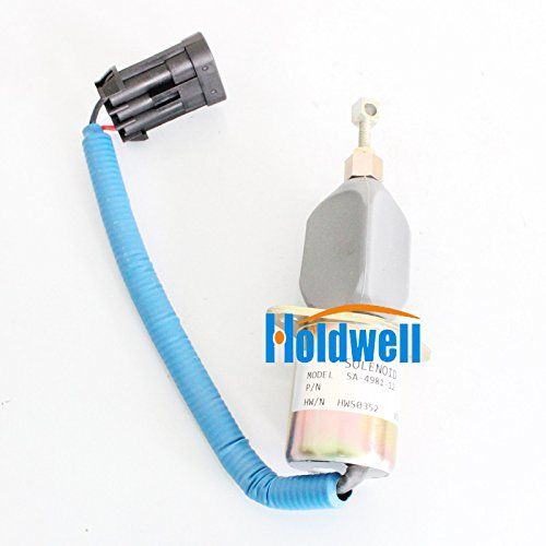 Holdwell Fuel shutoff solenoid SA-4981-12 for Dodge Cummins RAM 5.9L PickUp 12 Volt - http://www.caraccessoriesonlinemarket.com/holdwell-fuel-shutoff-solenoid-sa-4981-12-for-dodge-cummins-ram-5-9l-pickup-12-volt/  #59L, #Cummins, #Dodge, #Fuel, #Holdwell, #Pickup, #SA498112, #Shutoff, #Solenoid, #Volt #Fuel-Systems, #Performance-Parts-Accessories